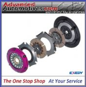 Exedy Racing Hyper Twin Plate Clutch Kit Subaru Impreza 5 Speed RCM1070